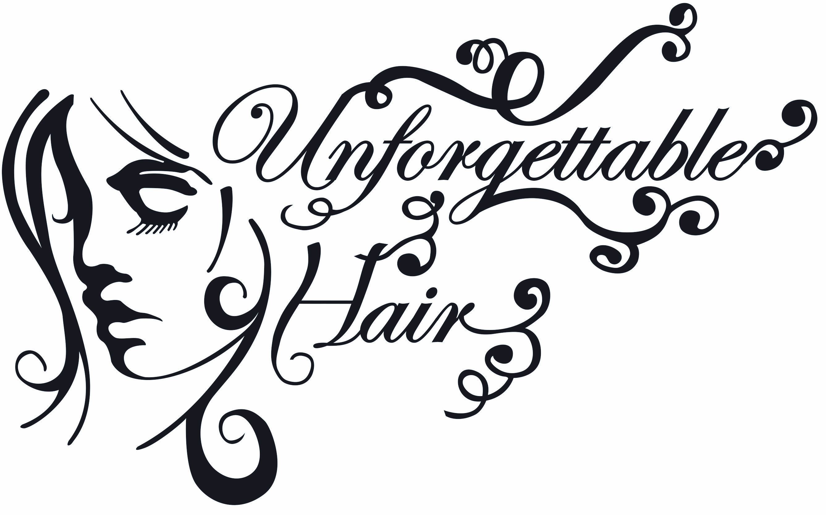 UNFORGETTABLE HAIR